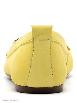 Балетки Velvet                                                                                                              желтый цвет