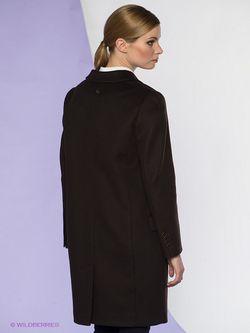 Пальто PAROLE by Victoria Andreyanova                                                                                                              коричневый цвет