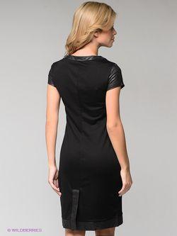 Платья PELICAN                                                                                                              чёрный цвет