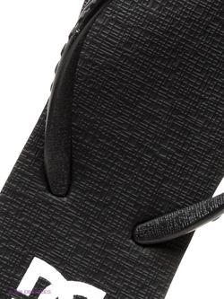 Шлепанцы Dc Shoes Dcshoes                                                                                                              черный цвет