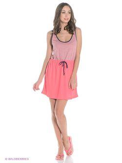 Платья Roxy                                                                                                              розовый цвет