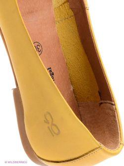Балетки Goergo                                                                                                              желтый цвет