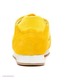 Кроссовки Geox                                                                                                              желтый цвет