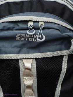 Рюкзаки NOVA TOUR                                                                                                              чёрный цвет