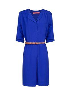 Платья Mango                                                                                                              синий цвет