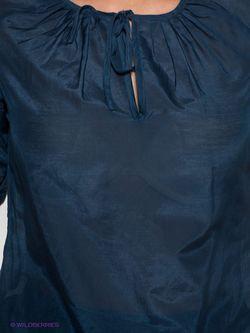 Блузки Baon                                                                                                              синий цвет