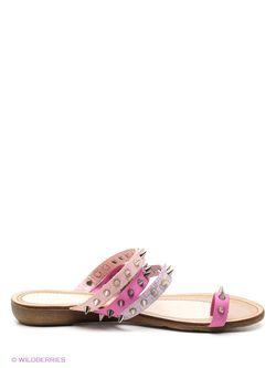 Пантолеты Makfly                                                                                                              розовый цвет