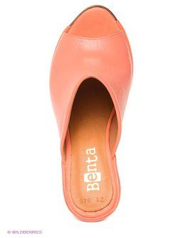 Сабо Benta                                                                                                              Коралловый цвет
