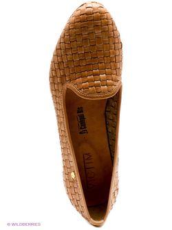 Туфли Conhpol                                                                                                              коричневый цвет