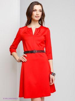 Платья Capriz                                                                                                              красный цвет