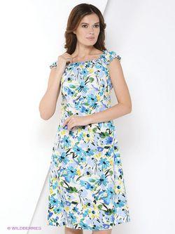 Платья Mondigo                                                                                                              голубой цвет
