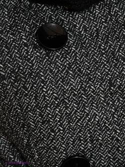 Пальто La Reine Blanche                                                                                                              черный цвет