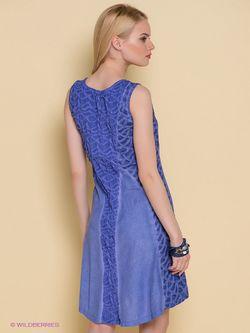 Платья Angels Never Die                                                                                                              синий цвет