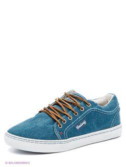 Кеды Coolway                                                                                                              голубой цвет