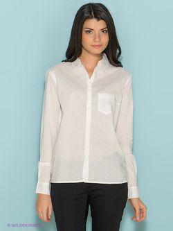 Рубашки Little Marcel                                                                                                              белый цвет