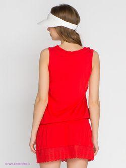 Платья Conver                                                                                                              красный цвет