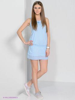 Платья Conver                                                                                                              голубой цвет