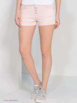 Шорты Tom Farr                                                                                                              розовый цвет