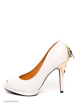 Туфли JUST COUTURE                                                                                                              Молочный цвет