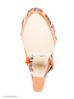 Босоножки JUST COUTURE                                                                                                              оранжевый цвет