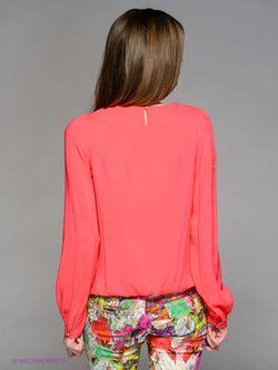Блузки Fornarina                                                                                                              розовый цвет