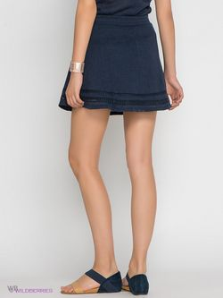 Юбки Vero Moda                                                                                                              синий цвет