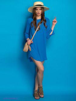 Платья Pepe Jeans London                                                                                                              голубой цвет