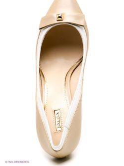 Туфли Alba                                                                                                              бежевый цвет