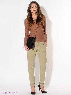 Джемперы American Outfitters                                                                                                              коричневый цвет