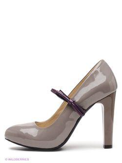 Туфли Conhpol                                                                                                              серый цвет