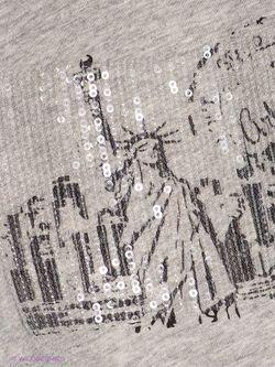 Кофточка ARBOR VITAE                                                                                                              серый цвет