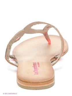 Пантолеты Les Tropeziennes                                                                                                              розовый цвет