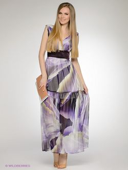 Платья Katerina Bleska&Tamara Savin                                                                                                              фиолетовый цвет