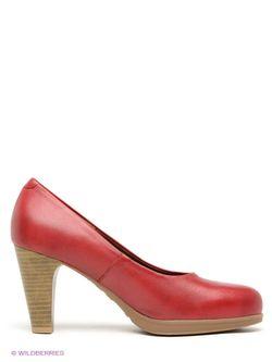 Туфли Pitillos                                                                                                              красный цвет