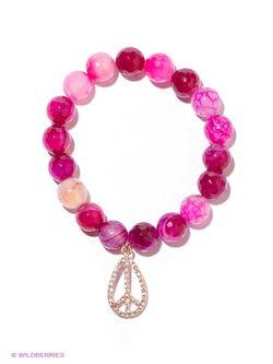 Браслеты Bora                                                                                                              розовый цвет