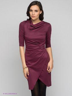 Платья Lussotico                                                                                                              Бордовый цвет
