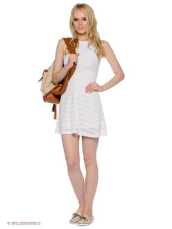 Платья ТВОЕ                                                                                                              белый цвет