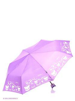 Зонты H.DUE.O                                                                                                              фиолетовый цвет