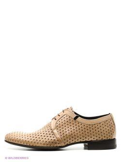 Туфли Fabi                                                                                                              коричневый цвет