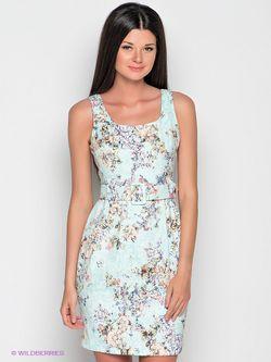 Платья ADL                                                                                                              голубой цвет