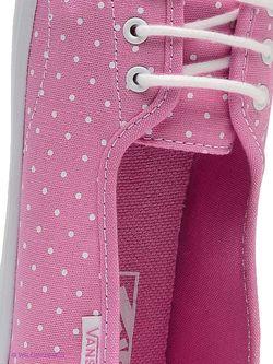 Кеды Vans                                                                                                              розовый цвет