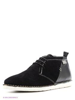Ботинки Gaudi                                                                                                              черный цвет