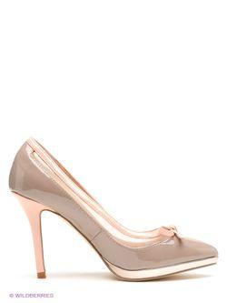 Туфли Gaudi                                                                                                              бежевый цвет