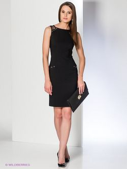 Платья Acasta                                                                                                              черный цвет