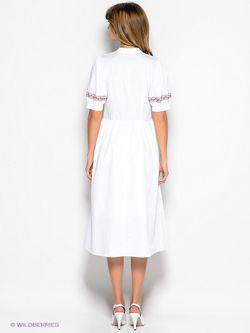 Платья Наталья Новикова                                                                                                              белый цвет