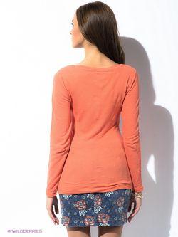Лонгсливы Tommy Hilfiger                                                                                                              оранжевый цвет