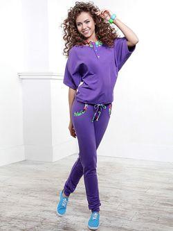 Костюмы NicClub                                                                                                              фиолетовый цвет