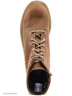 Ботинки Desigual                                                                                                              коричневый цвет