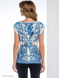 Блузки Ksenia Knyazeva                                                                                                              синий цвет