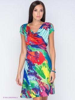 Платья VILA JOY                                                                                                              синий цвет